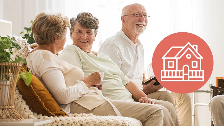 Fatores a ter em conta na gestão de um lar de idosos